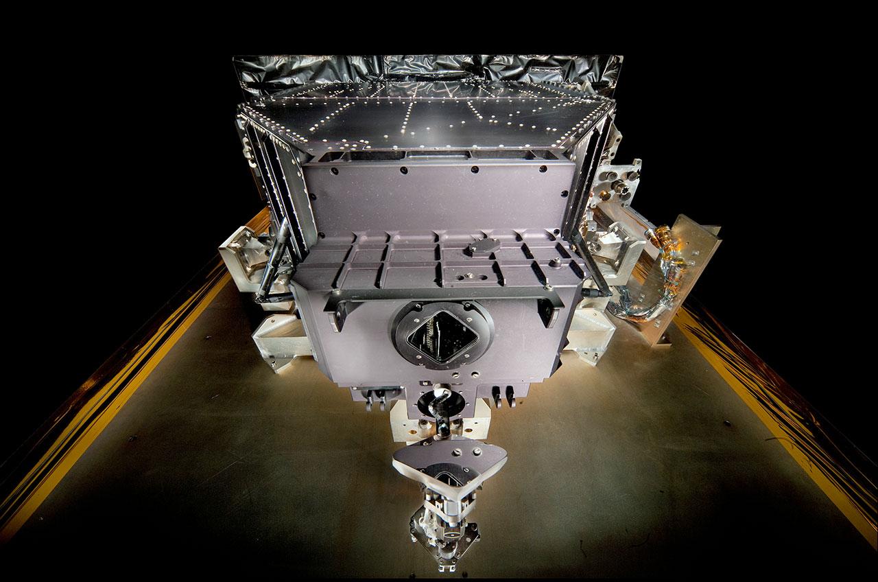 hubble space telescope instruments - photo #15