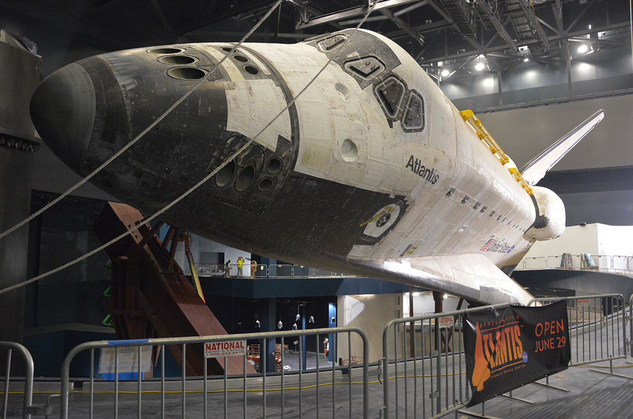 where is space shuttle atlantis now - photo #39