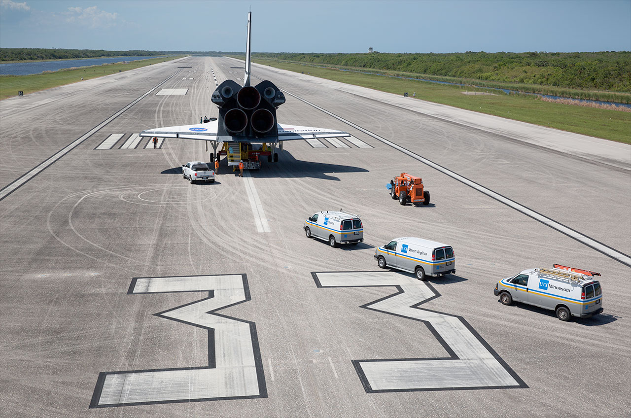space shuttle runway - photo #23