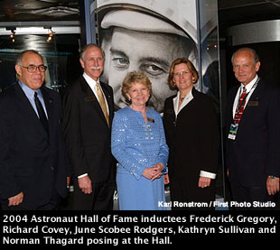 astronaut hall of fame members - photo #15