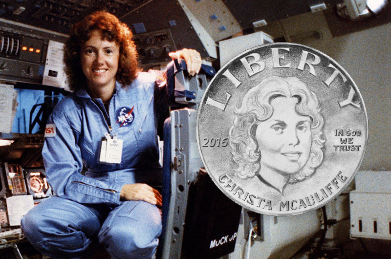 space shuttle challenger teacher - photo #9