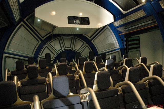 space shuttle simulator ride - photo #48