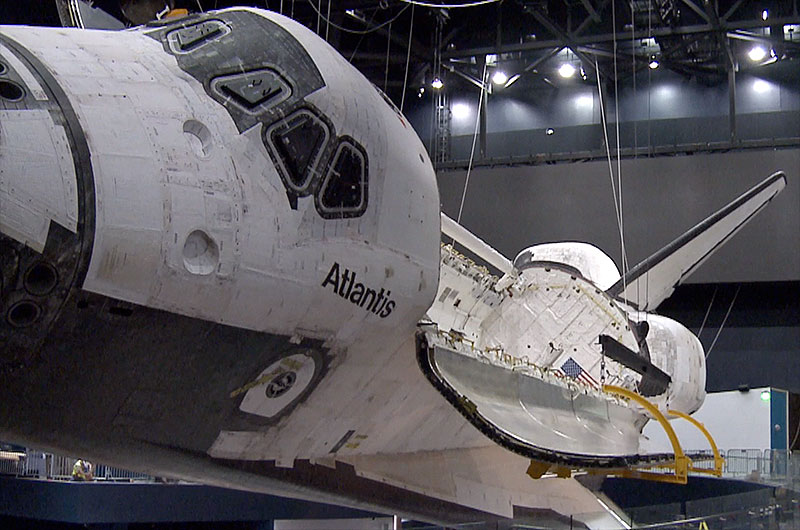 space shuttle payload bay doors - photo #4