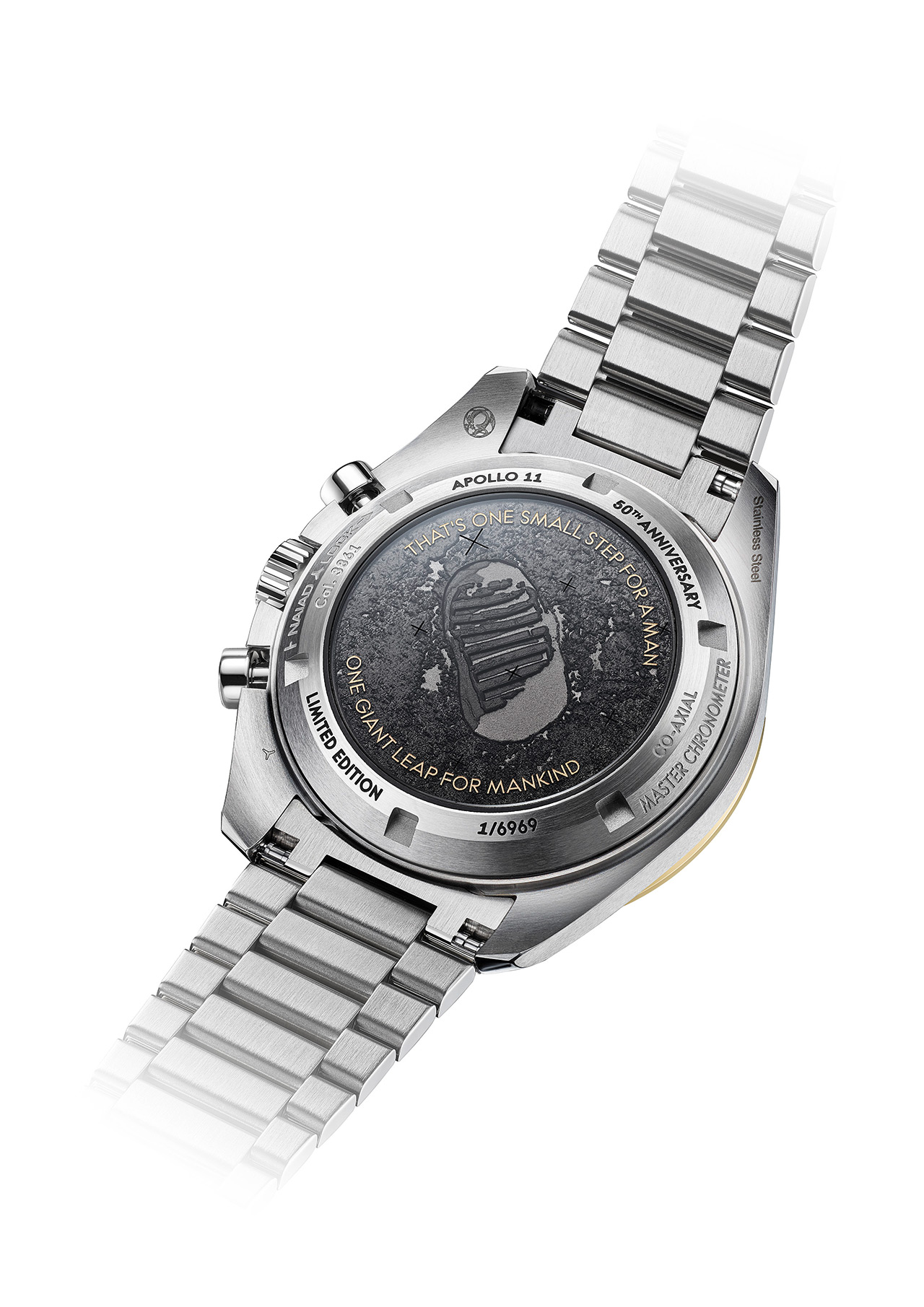 Omega Celebrates Iconic Hours Of Apollo 11 With New Speedmaster