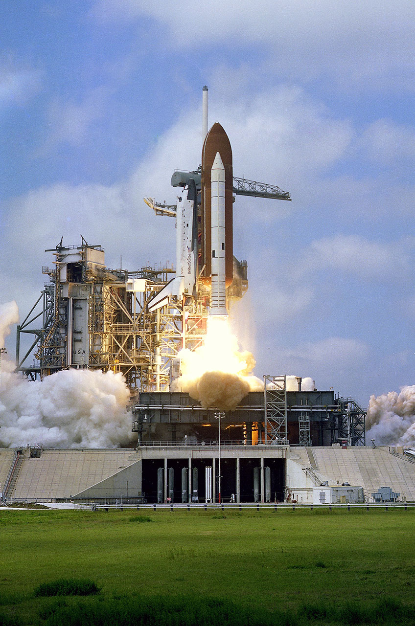 space shuttle challenger photos - photo #25