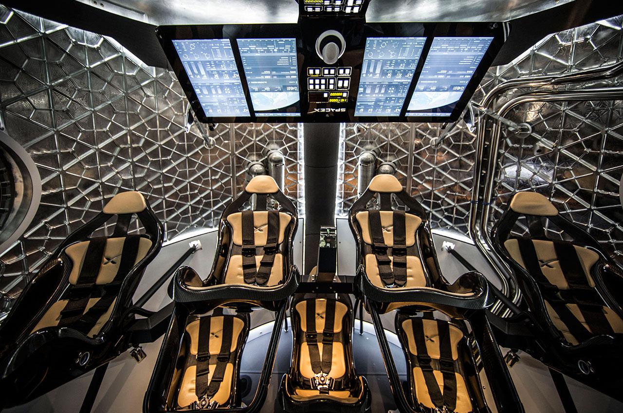 future spacecraft interior - photo #15