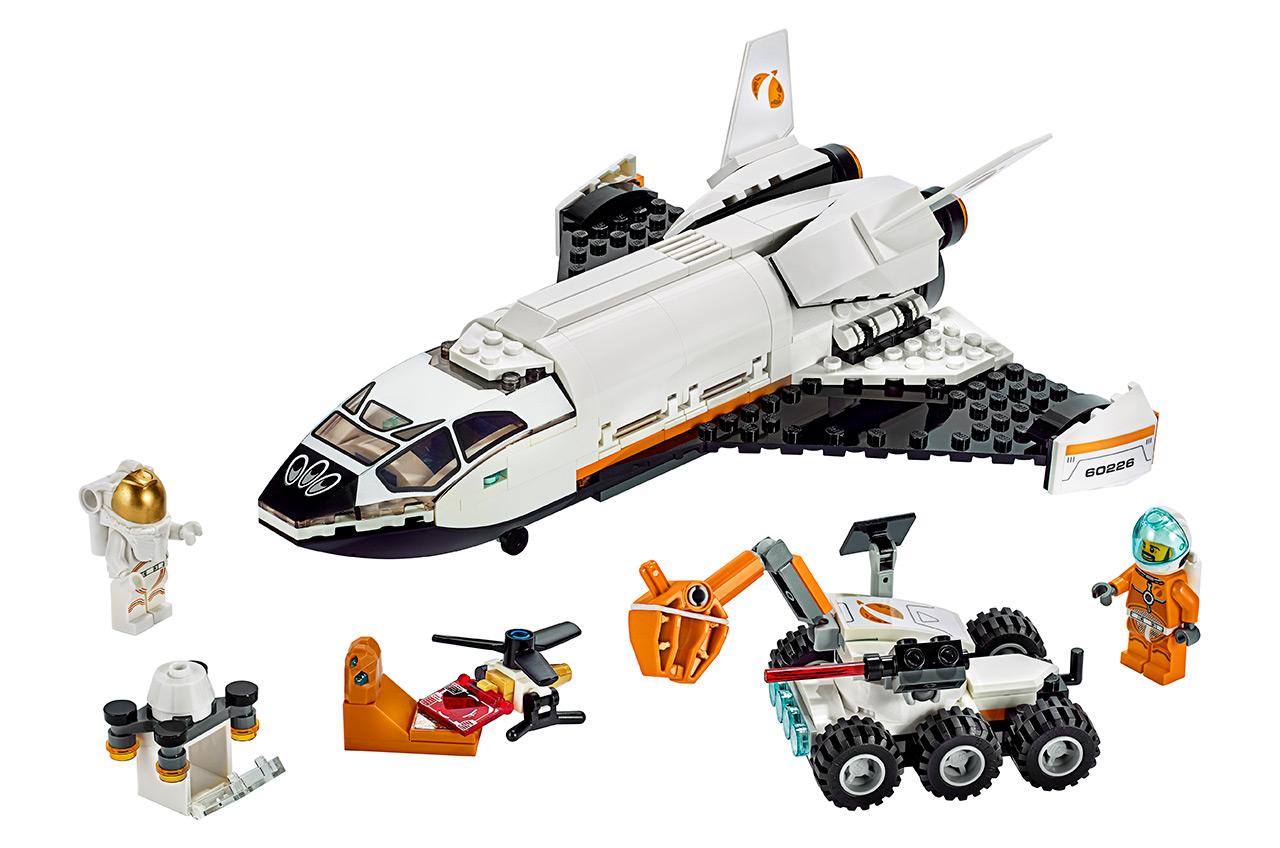 lego city lunar space station amazon - photo #15