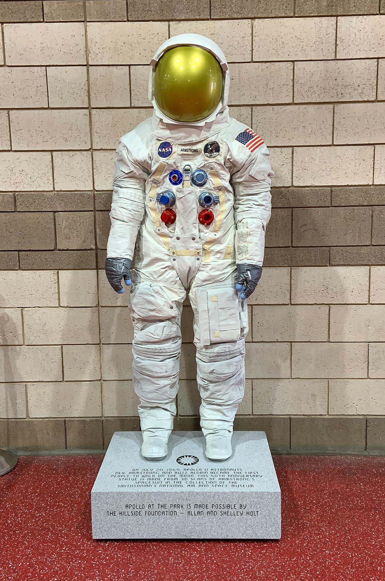 apollo space suit smithsonian - photo #15