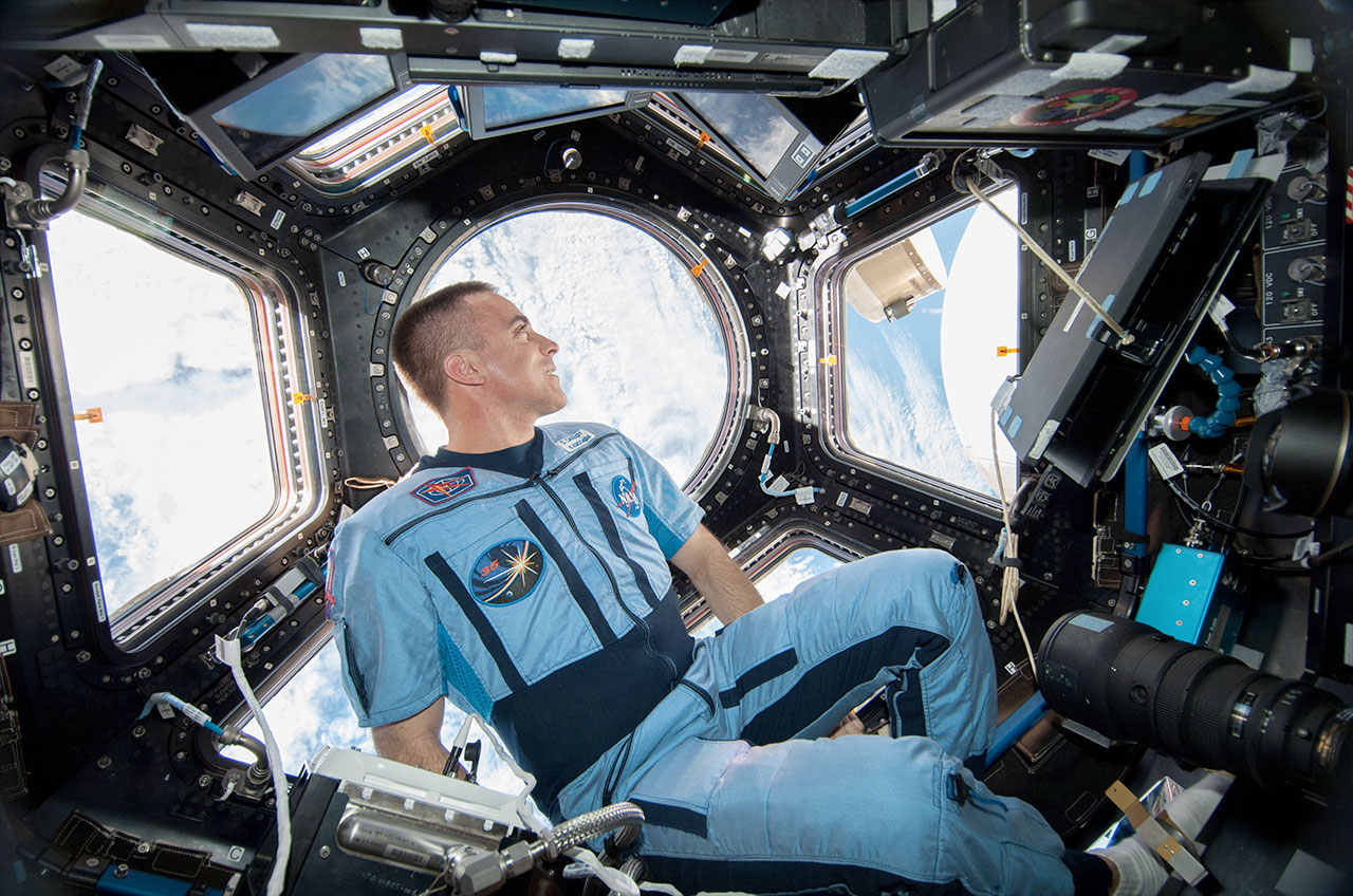 life of an astronaut living in space - photo #18