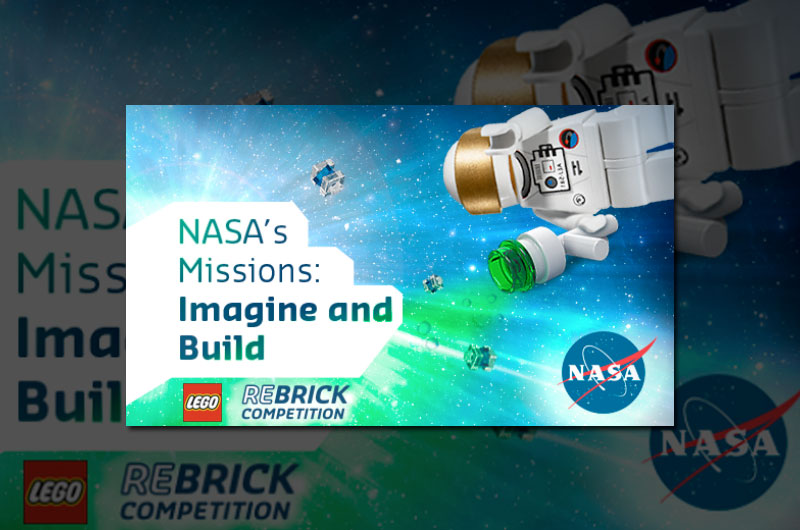 Nasa And Lego Launch Design Contest To Build Future Air And