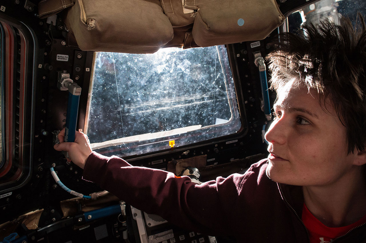 Italian Astronaut On Space Station Sets New Mission Duration Record