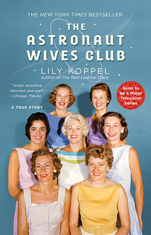 'Astronaut Wives' author marks book's first year with new ...