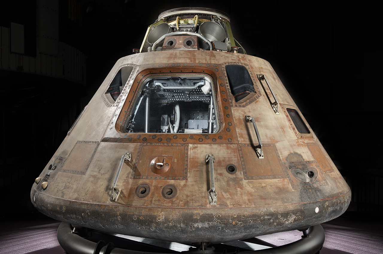 smithsonian extends apollo 11 spacecraft tour adds stop