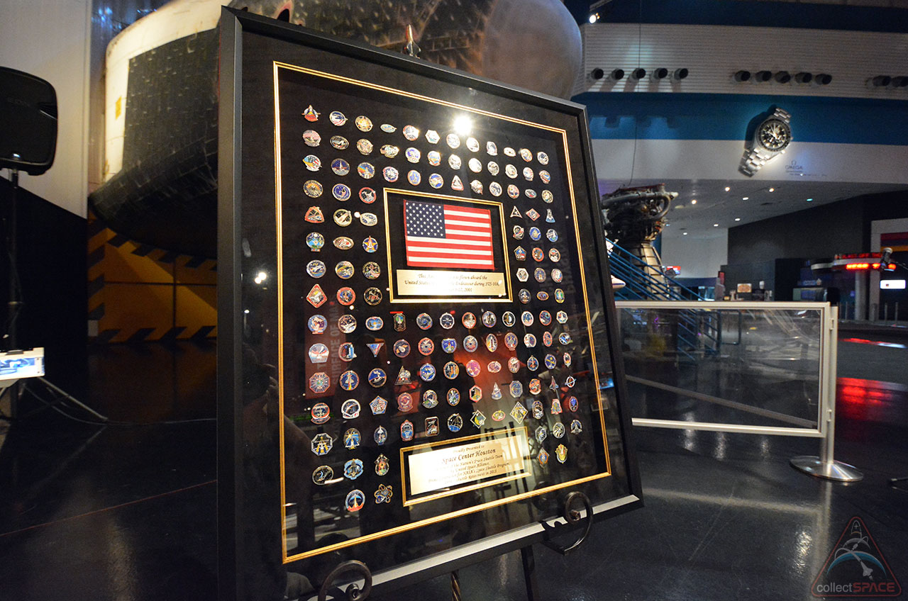 space shuttle mission pin set - photo #22