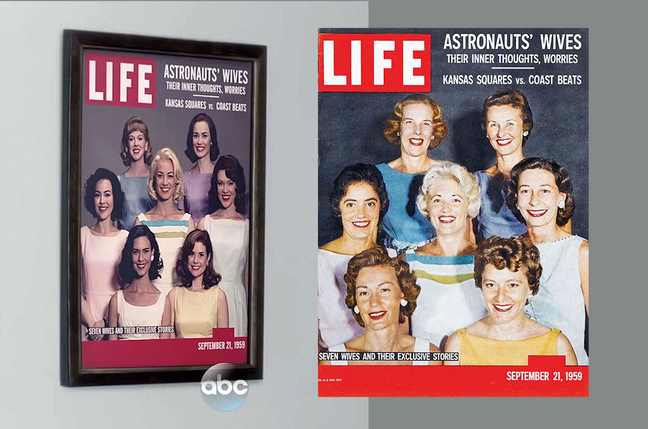 life magazine mercury astronauts wives - photo #8