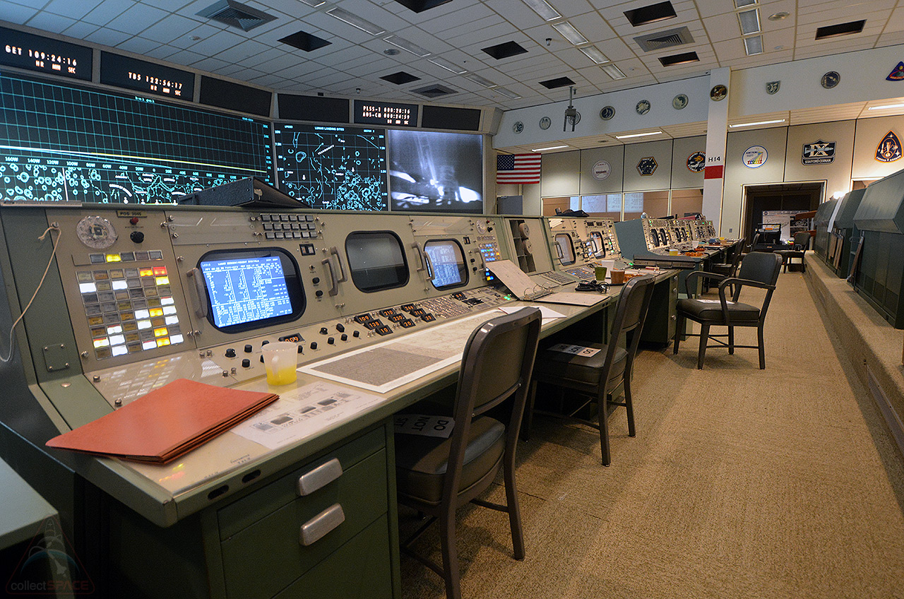 Houston, we have a restoration! Apollo 11 Mission Control reopens | collectSPACE