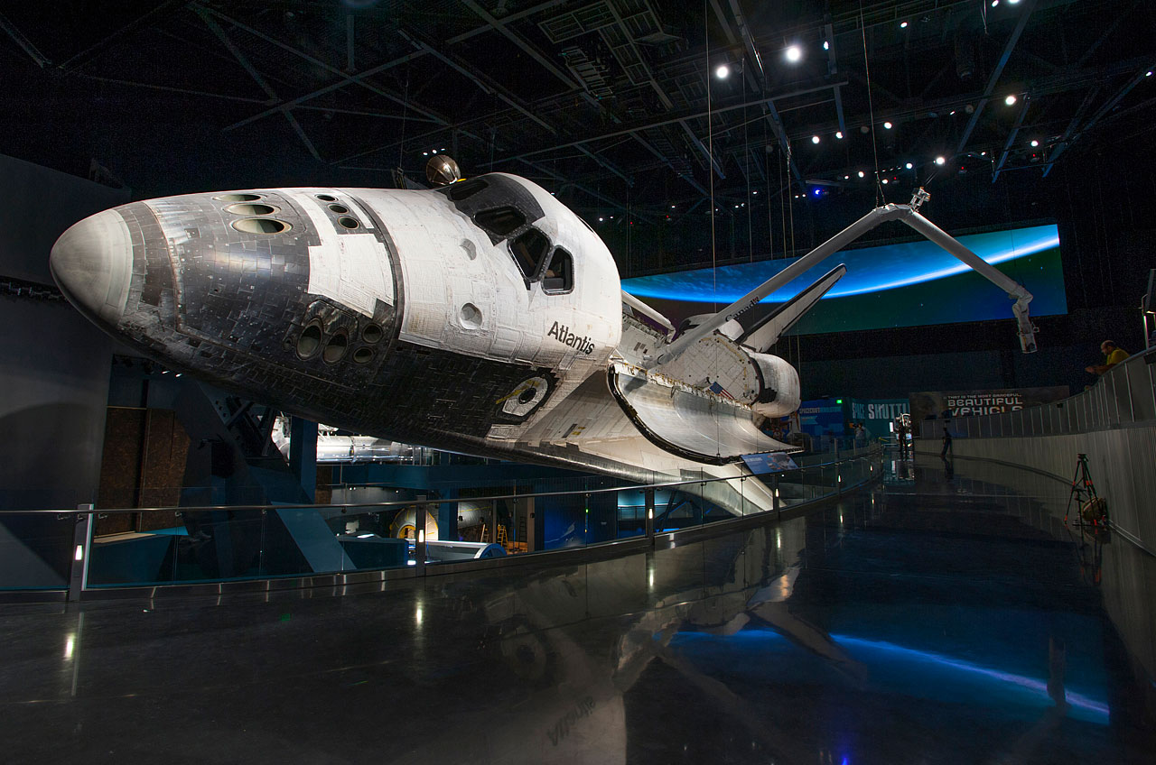 pictures of space shuttle atlantis - photo #3