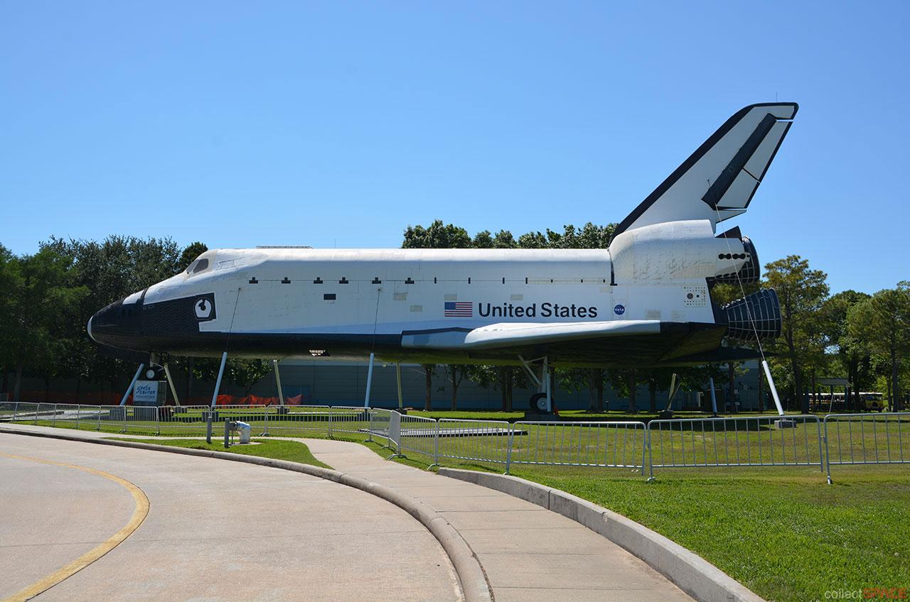 space shuttle landing in houston - photo #20