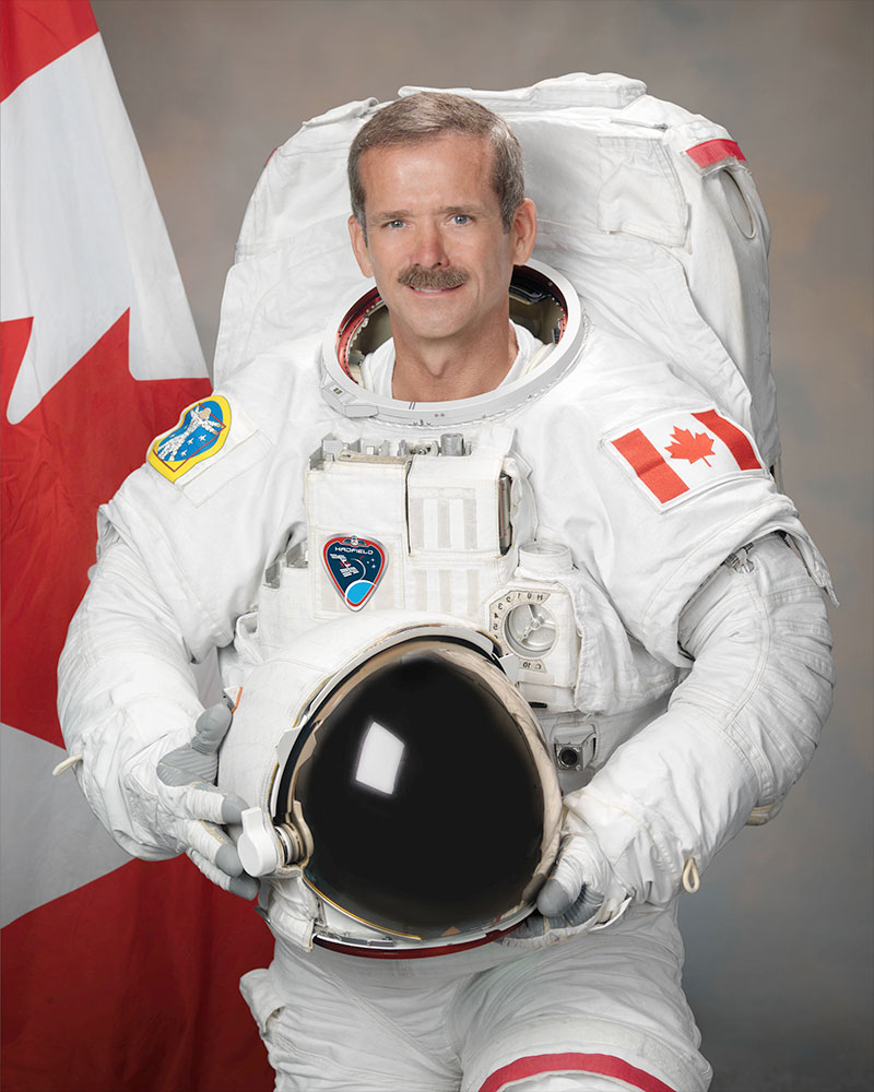 canadian space agency astronaut description - photo #1