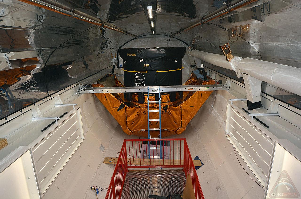 space shuttle interior tour - photo #33
