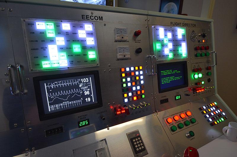 Houston We Have An Escape Room Apollo 13 Mission