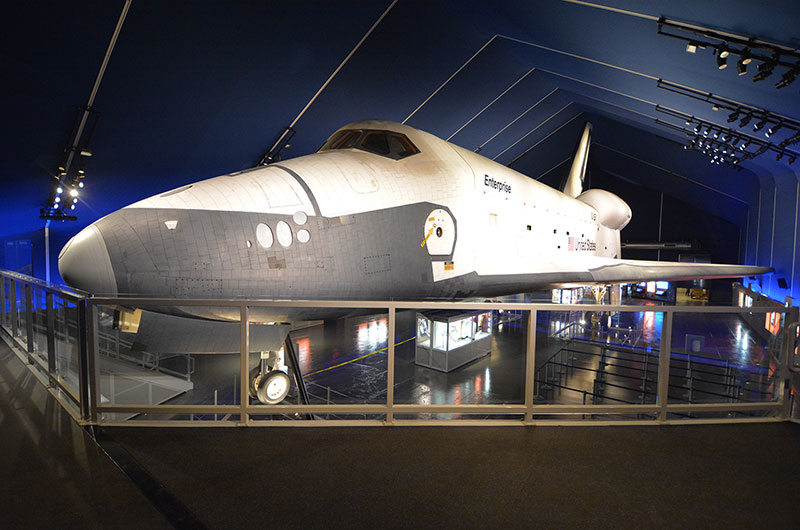 [Photos] First look: Space shuttle Enterprise's second New ...