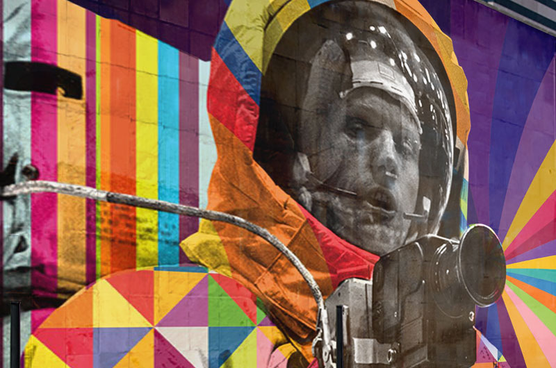 Moonwalker Neil Armstrong to be featured on mural in ...