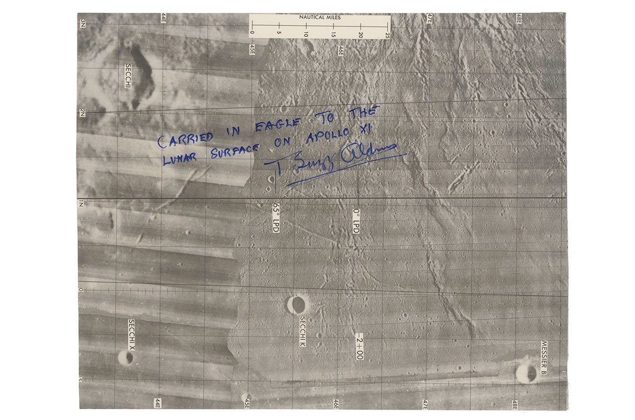 In-flight instructions used by first American in orbit ...