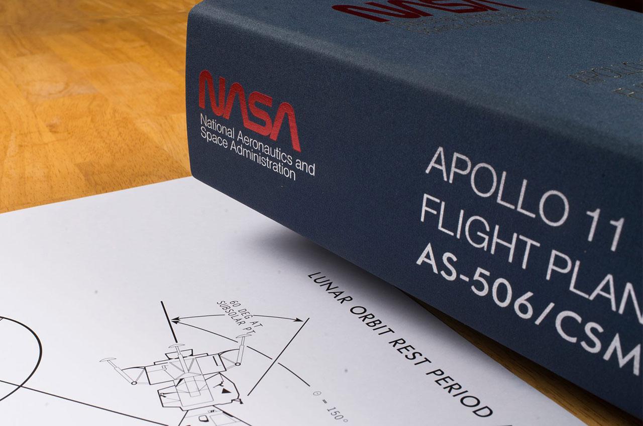 Apollo 11 Flight Plan re-issue [Kickstarter] - collectSPACE