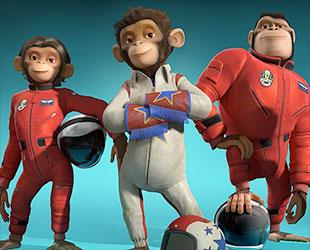 monkey astronaut movie - photo #45