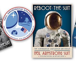 Neil Armstrong Astronaut Suit | Car Interior Design |Neil Armstrong Suit Badge