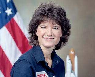 Sally Ride - The First American Woman In Space |Sally Ride Training