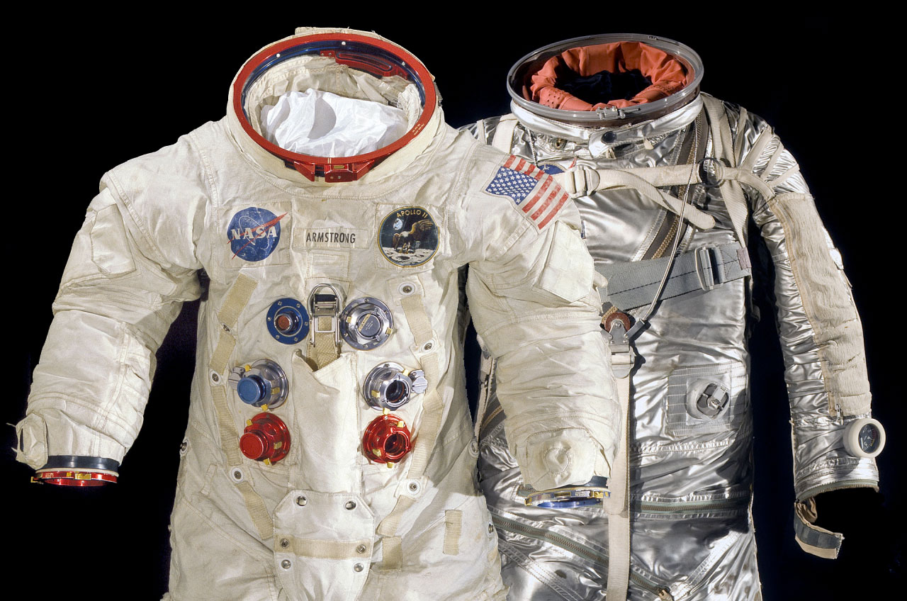 Reboot the Suit: Bring Back Neil Armstrong's Spacesuit by ... |Neil Armstrong Suit Badge