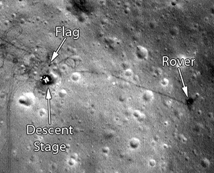 Moon landing is fake! I can prove it. (telescope ...