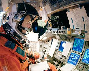 adler planetarium space shuttle simulator - photo #4