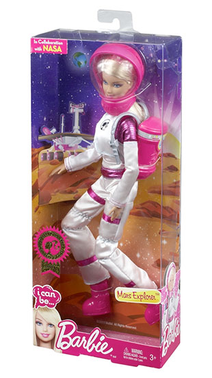 new nasa astronaut barbie - photo #5