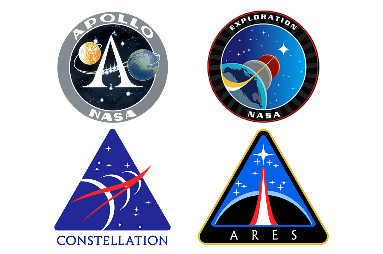 NASA's new moon project gets a logo | collectSPACE