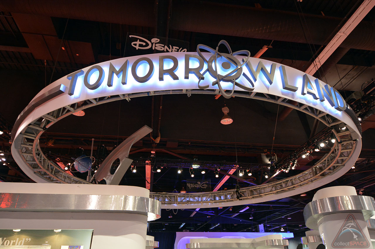 Disney's 'Tomorrowland' movie inspired by space ...