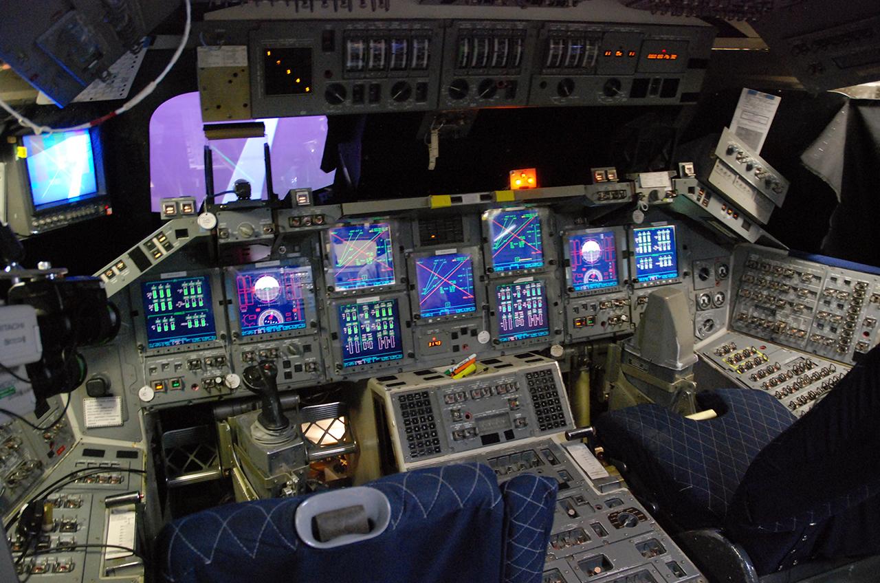 space station cockpit - photo #17