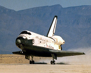 space shuttle landing white sands new mexico - photo #18