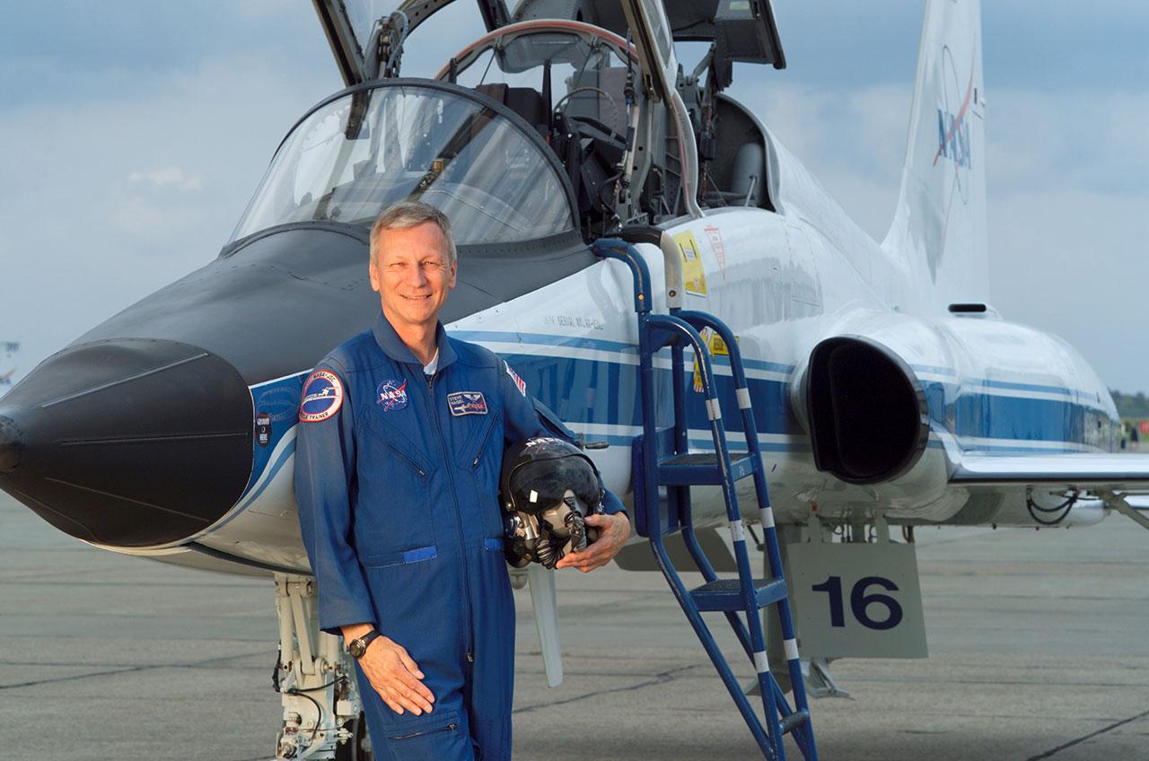 Former NASA astronaut Steven Nagel dies | collectSPACE