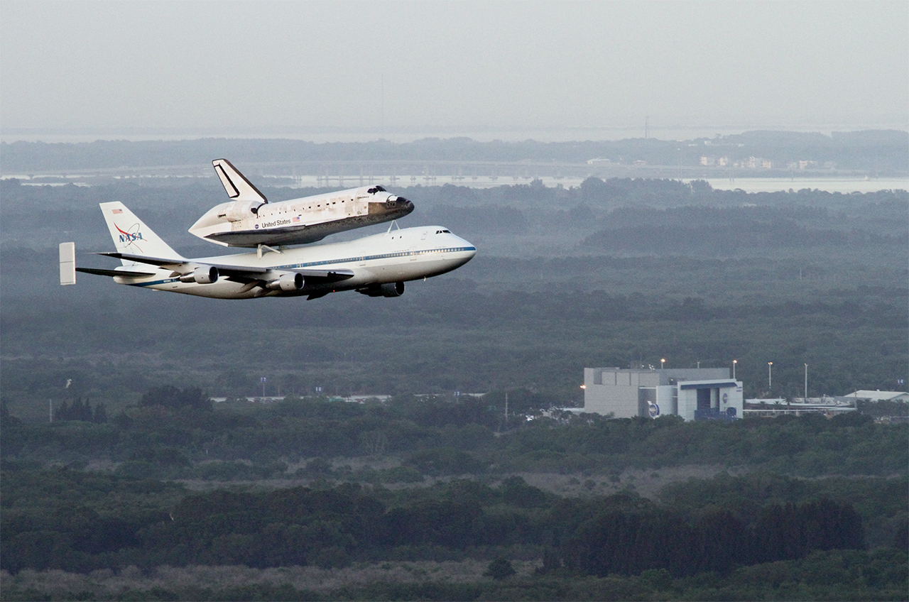 NASA's space shuttle Endeavour to depart on cross-country ...