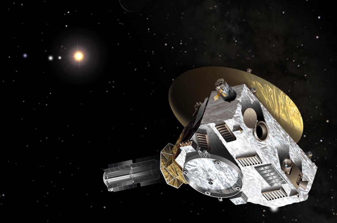 pluto voyager probe - photo #27
