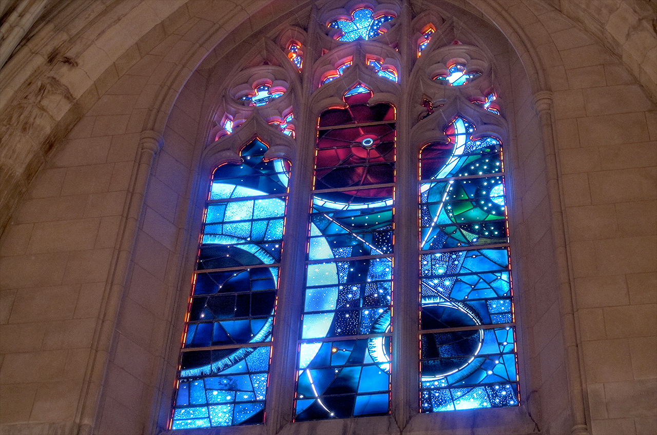neil armstrong national cathedral space - photo #2