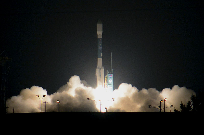 Delta Blue: Last Delta II launches, leaves behind colorful legacy