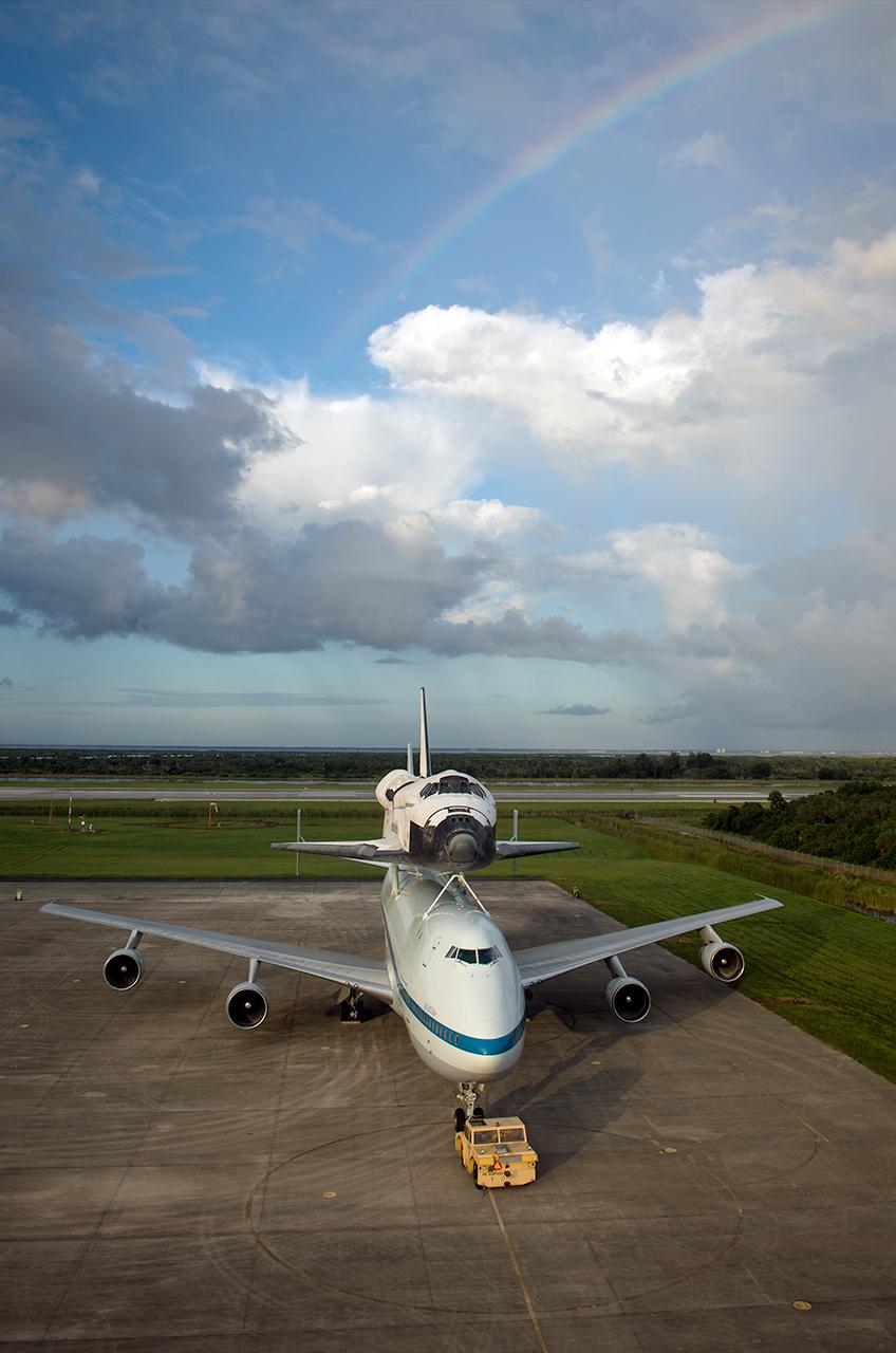 space shuttle landing path - photo #33