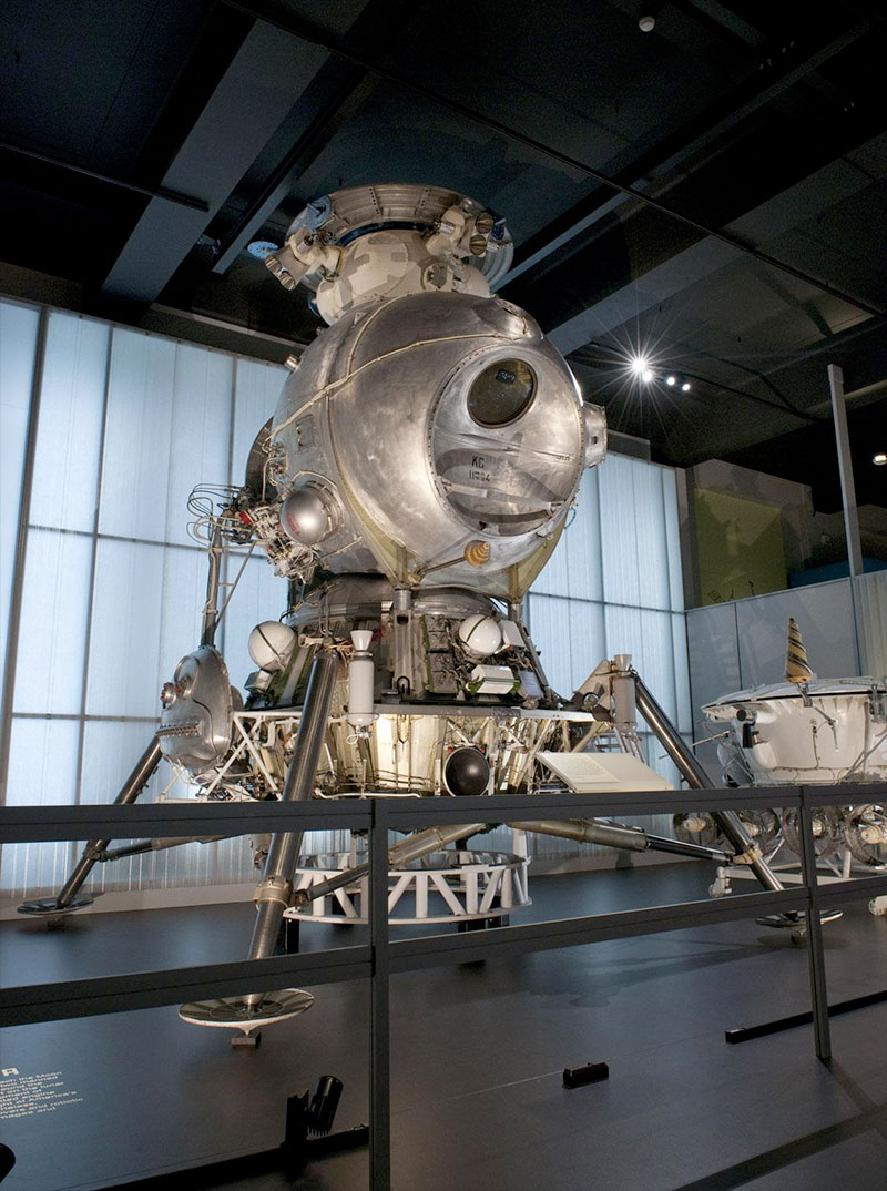 Cosmonauts Exhibition Offers Rare Look At Soviet Space