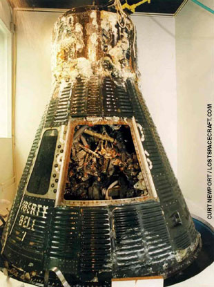 Restoration Begins On Liberty Bell 7 Collectspace