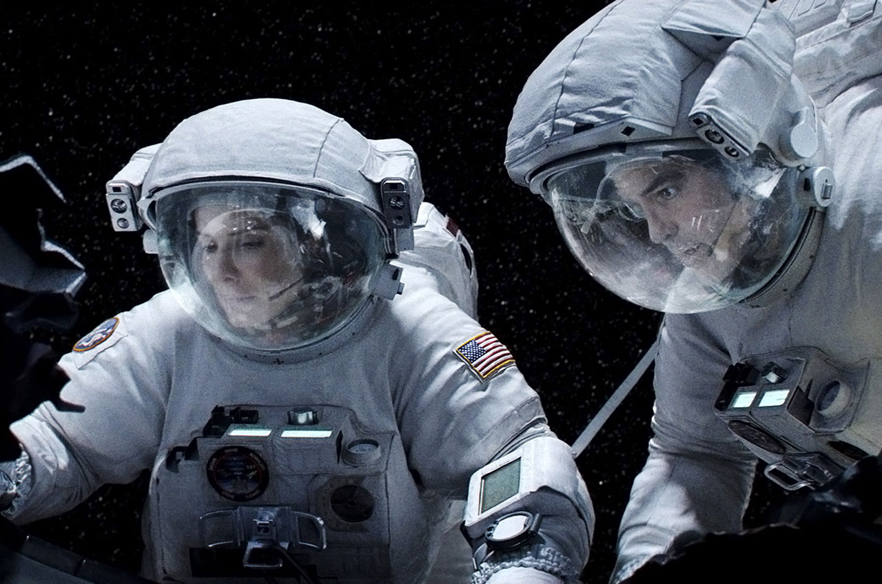gravity' movie mission patches shapedreal space history