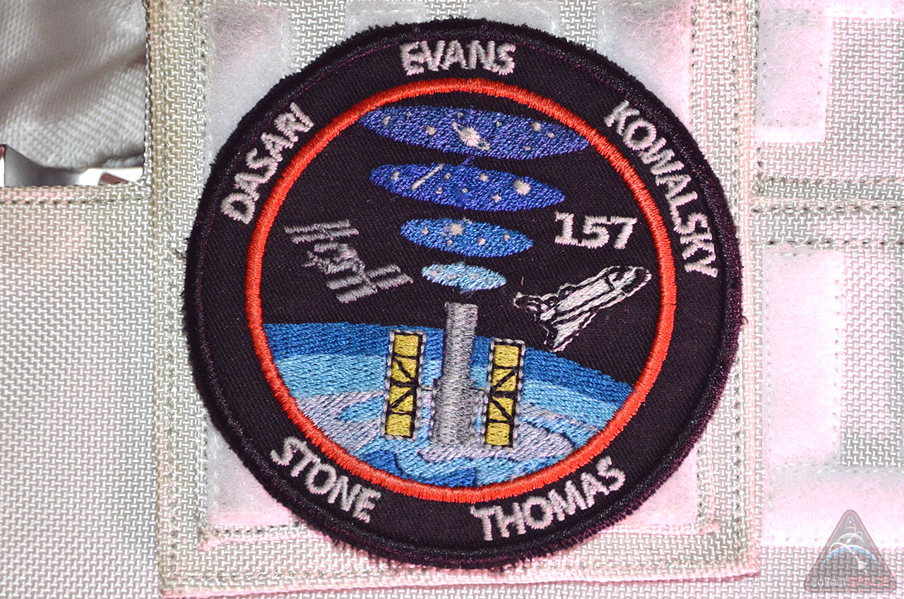 'Gravity' movie mission patches shaped by real space history | collectSPACE